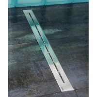 Трап для душа OZ Ravak Runway 1050  stainless