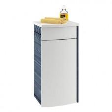 Нижний шкафчик Ravak PS Uni R c ящиком Strip Onyx/белый