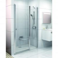 Душевая дверь Ravak CSD2 110 сатин+стекло Transparent