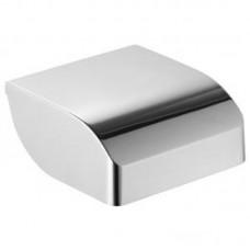 РАСПРОДАЖА: Держатель для туалетной бумаги Keuco Elegance New 11660 - с крышкой