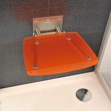 Унивеpсальное сиденье для душа Ravak Ovo B Orange (матовый оранжевый)