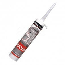 Силиконовый герметик Ravak X01200 Professional 310мл белый