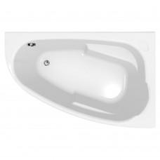 Акриловая ванна Cersanit Joanna 150x95 R ультра белый цвет