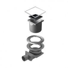 Трап для душа Pestan Confluo Standard Black Glass 4