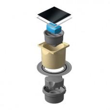 Трап для душа Pestan Confluo Standard Vertical Dry Black Glass