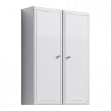 Шкаф навесной Aqwella Барселона В5 белый