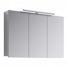 Зеркальный шкаф Aqwella 5 Stars Бродвей В10-зп белый