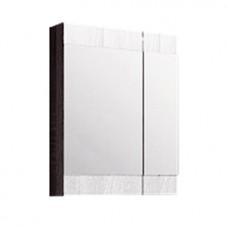 Зеркальный шкаф Aqwella Бриг 60 дуб седой