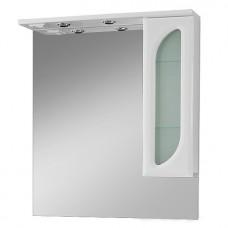 Зеркало Belux Лира В90 Ш правый белый