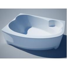Акриловая ванна THERMOLUX  INFINITY LOVE 190x138