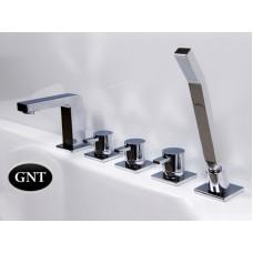 Смеситель для ванны GNT SHTAUBBACH Thermostatic - 74 (LUX)