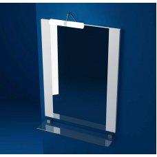 Зеркало с подсветкой  TRITON Nika 80 белый