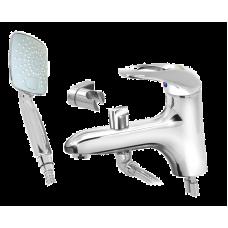 РАСПРОДАЖА: Смеситель для ванны и душа  Varion врезной на борт ванны